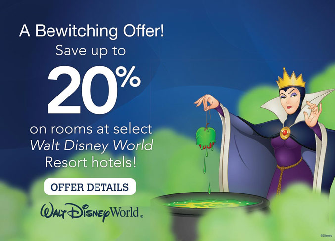 A Bewitching Offer!